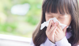 Could your child's runny nose be COVID?