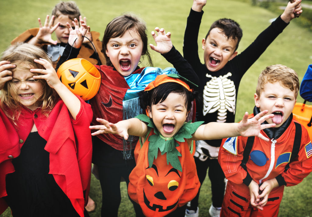 Trick or treat or stay home? Take precautions and go for it.